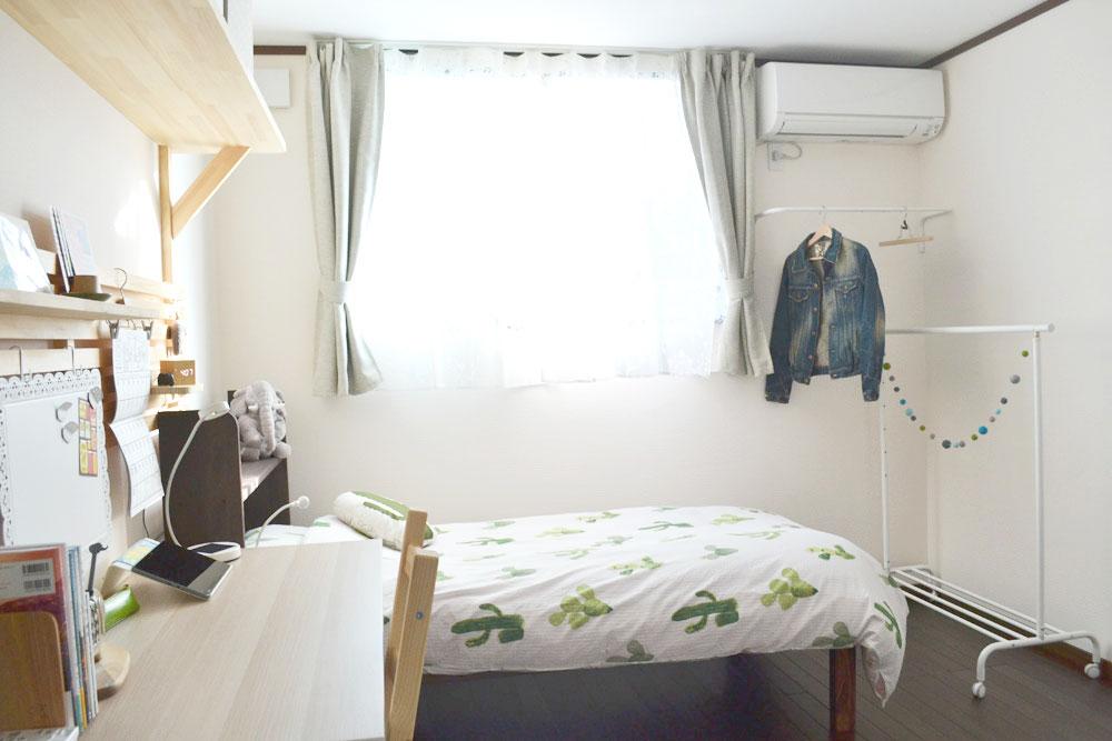 アパートよりスッキリお部屋アレンジ…モデルルームです