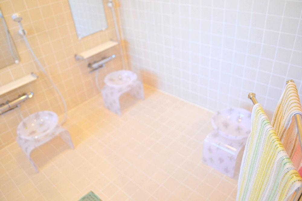 シェアハウス(共有居住スペース)お風呂