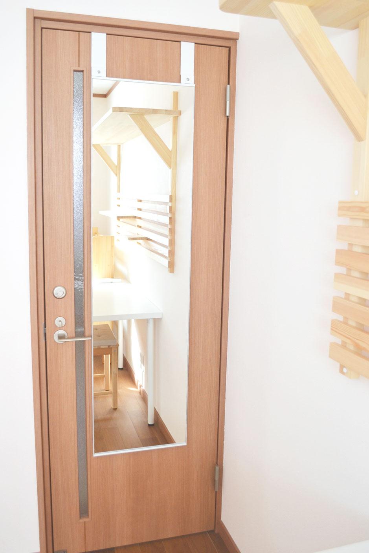 米沢女子短期大学・米沢栄養大学生 女性専用シェアハウス「ぴーちぇすハウス」お部屋