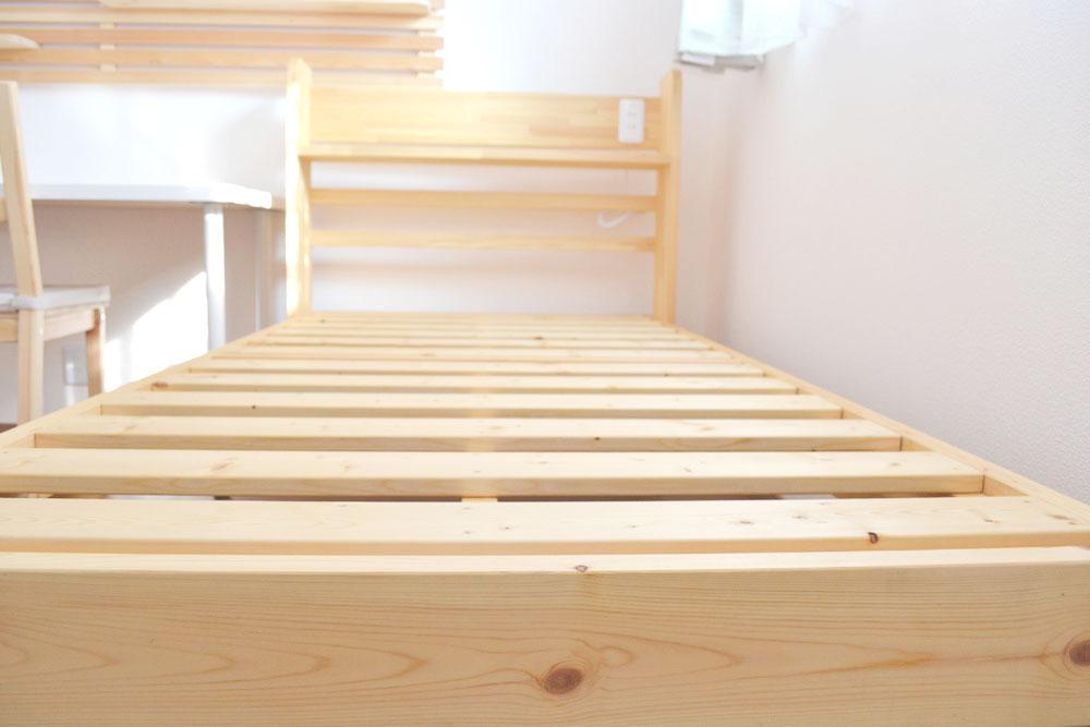 米沢女子短期大学・米沢栄養大学生 女性専用シェアハウス「ぴーちぇすハウス」家具