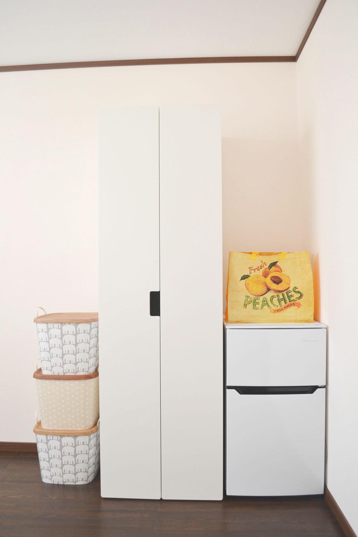 米短・栄養大生お部屋アレンジ