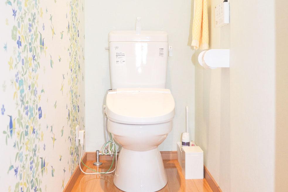シェアハウス(共有居住スペース)トイレ