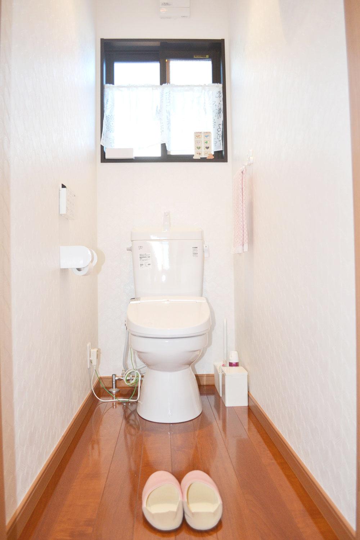 米沢女子短期大学・米沢栄養大学生 女性専用シェアハウス「ぴーちぇすハウス」トイレ