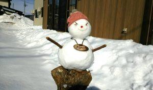 雪が多い米沢の冬も米短生を支えます