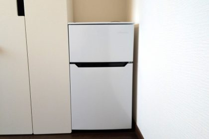 珍事件の個室冷蔵庫