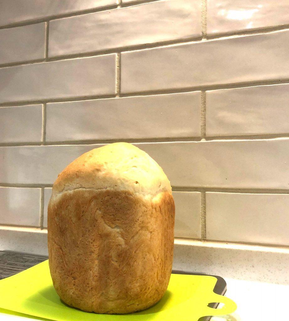 アパートにはない楽しさを!お家時間で食パン作り